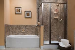 Shower With Bath Base how to tile a shower wall with acrylic base bathroom