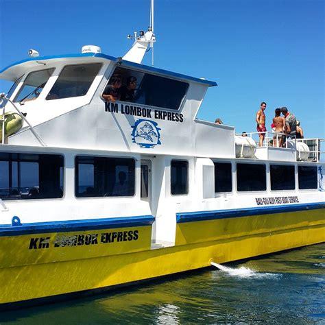 fast boat padang bai to lombok lombok express fast boat gili island fastboats