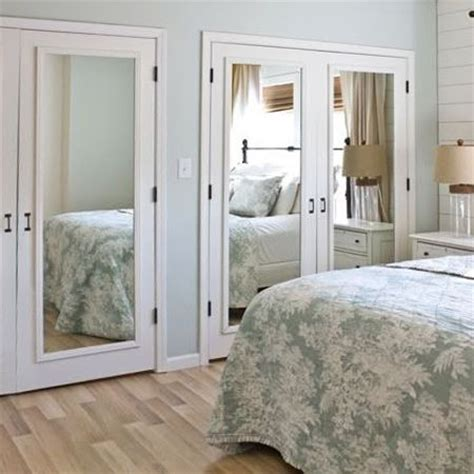 Mirrors For Closet Doors Best 25 Bedroom Closet Doors Ideas On