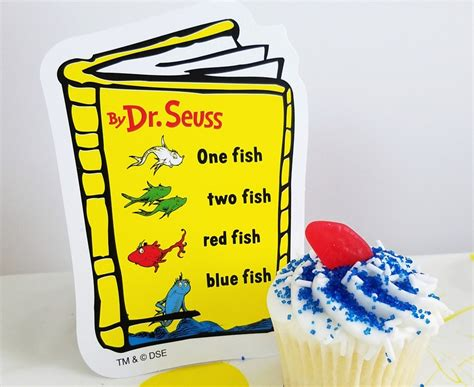 swedish fish i them things books how to throw a dr seuss
