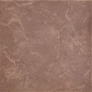 American Olean African Slate 12 X 12 Katanga Copper