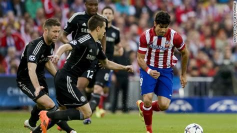 chelsea atletico madrid atletico left frustrated as chelsea claim scoreless draw