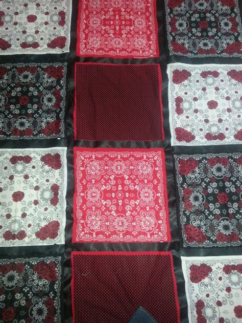 Bandana Quilt Patterns by 17 Best Images About Quilting Bandana On