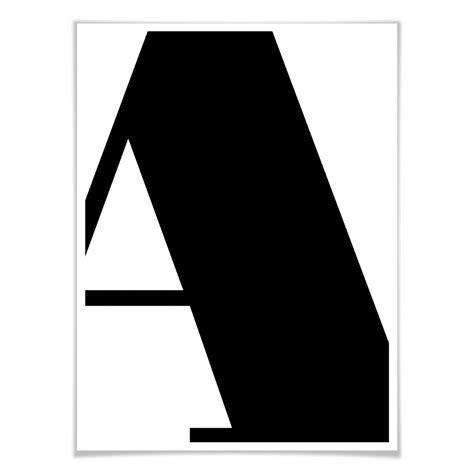 poster cornice poster con cornice lettera a