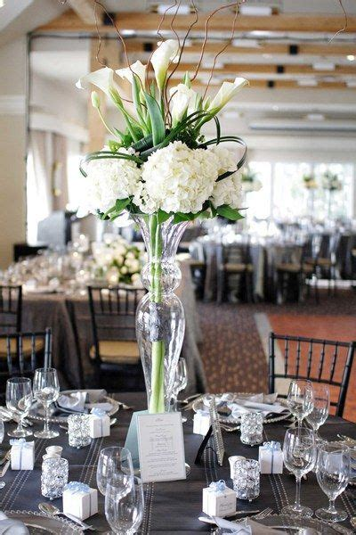 wedding centerpieces wedding centerpiece with calla