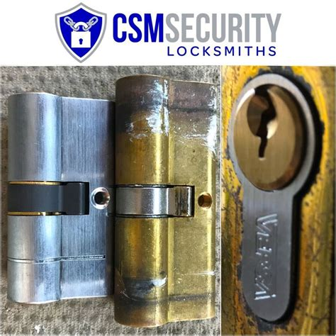 fitted anti pick  correct sized lock   front