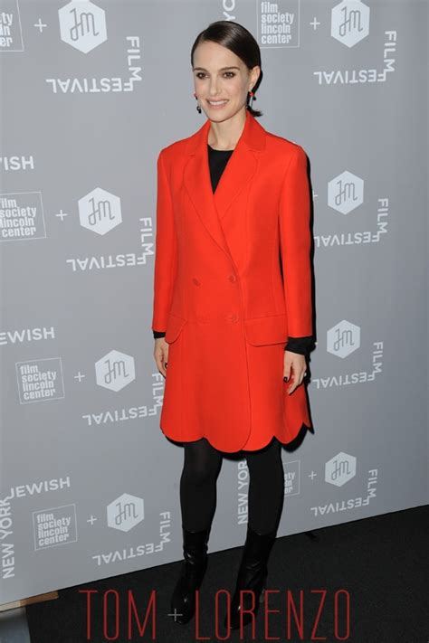 Fashion Portman Set 3 In 1 6162 natalie portman in at the quot a tale of and darkness quot screening tom lorenzo