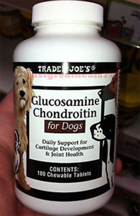 Pet Multi With Glucosamine Tablet trader joes glucosamine chondroitin vitamins for dogs 200 tablets chewable ebay
