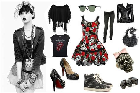 anime xx1 cre 225 tu propio look glam rock