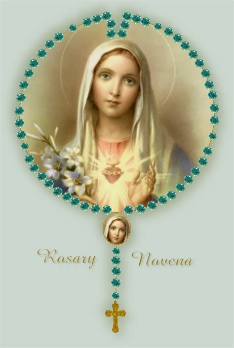 a rosary rosary novena to defend the family sept 29 oct 7