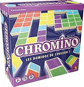 Asmodee Amazone Uk by Asmodee Asmod 233 E Chro05 Thinking Chromino Deluxe Co Uk Toys
