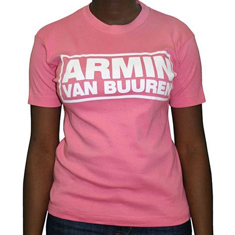 Armin Buuren T Shirt buuren armin armin buuren t shirt pink with