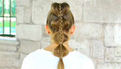 hairstyles with bubble top and back 1000 images about cute girls hairstyles videos on