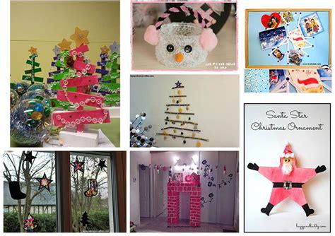 Decoration De Noel A Faire A La Maison by 40 Id 233 Es De Bricolages Sur Le Th 232 Me De No 235 L Pour Les Enfants