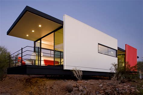 modern desert home design prefab desert homes modern sustainable prefab home