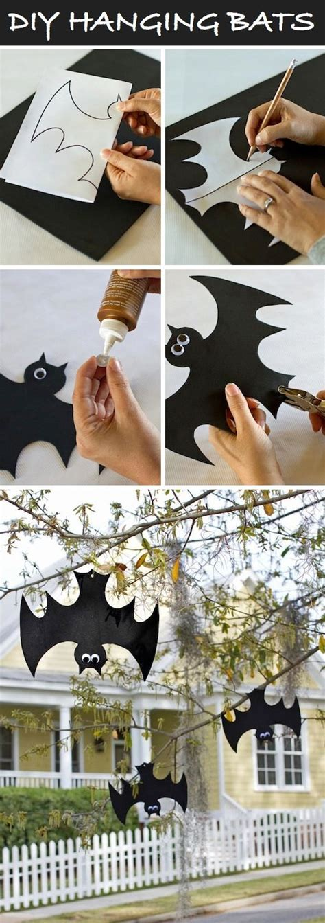 16 easy but awesome homemade halloween decorations with 16 easy but awesome homemade halloween decorations with
