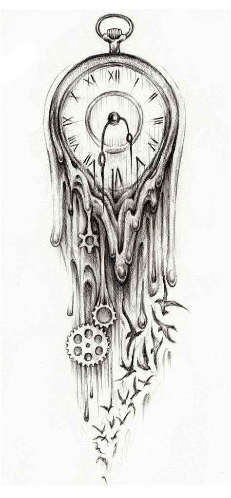 time flies tattoo time flies by bobby79 on deviantart ideas