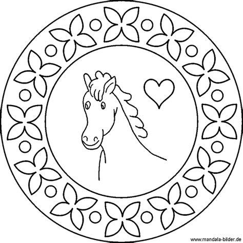 Leichte Bastelideen Für Weihnachten 5965 by Ausmalbilder Mandala Pferde Ausmalbilder