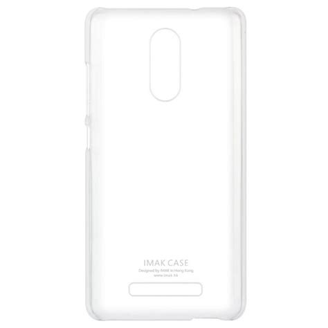 Imak Casing Redmi Note 2 imak 2 ultra thin for xiaomi redmi note