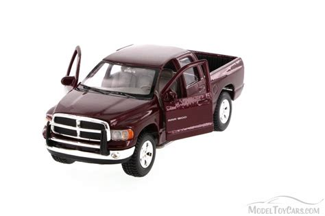 how to ram model 2002 dodge ram cab up truck maroon maisto