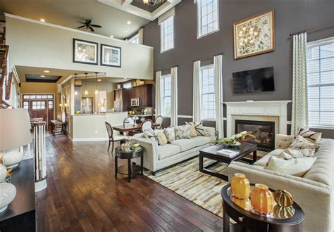 Two Story Living Room by New Luxury Homes For Sale In Wappingers Falls Ny