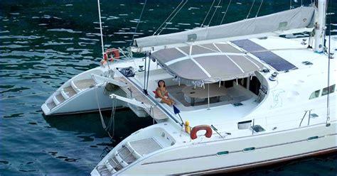 greece catamaran bareboat lagoon 470 catamaran charter greece bareboat crewed