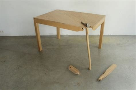 broken furniture broken furniture collection by lennart van uffelen