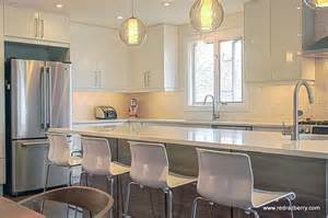 Mid Century Kitchen Design Mid Century Modern Ikea Kitchen Reno Midcentury Kitchen Other Metro By Razberry