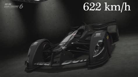 Bull Prototype by Gran Turismo 6 Bull X2011 Prototype 622 Km H Top