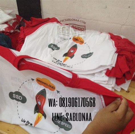 Jasa Sablon Murah Tangerang jasa sablon kaos dtg murah di ciputat pamulang muncul
