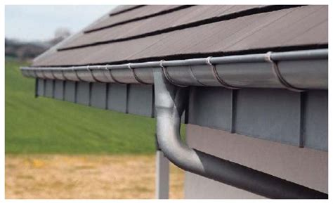 Pole Barn House by Half Round Gutter Systems Amp Accessories Gutter Supply
