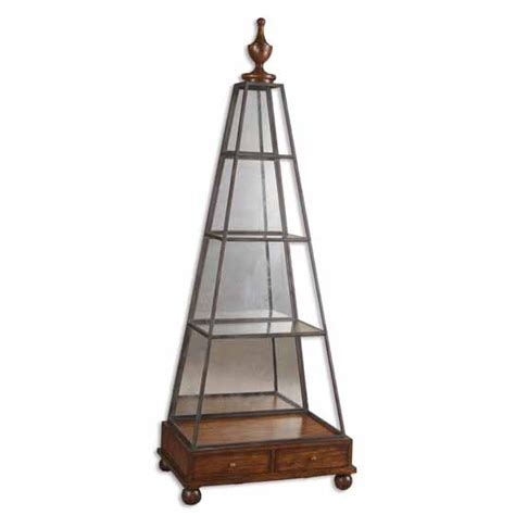 Etagere Uttermost by Homecomforts Uttermost Ferrell Etagere Free Shipping