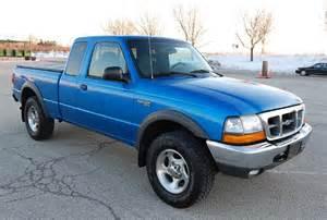 1999 ford ranger supercab 4 door 4x4 like new