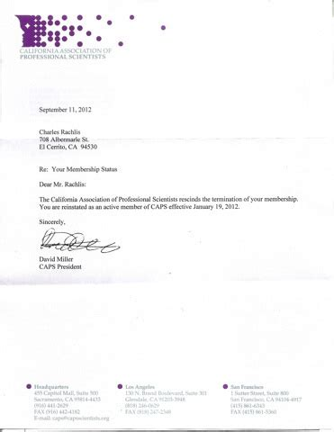 Insurance Reinstatement Letter capsfightingunioncaucus