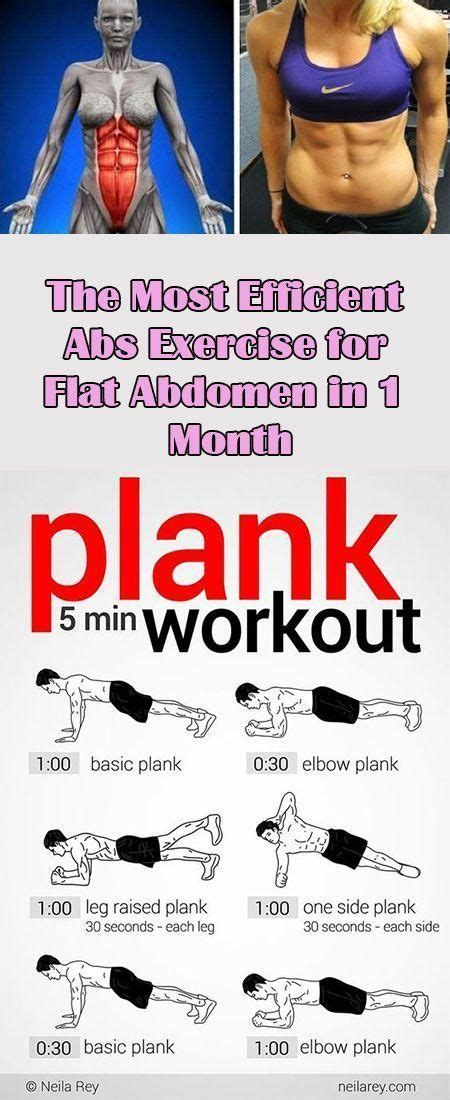 the most efficient abs exercise for flat abdomen in 1 month there isn t anything more efficient