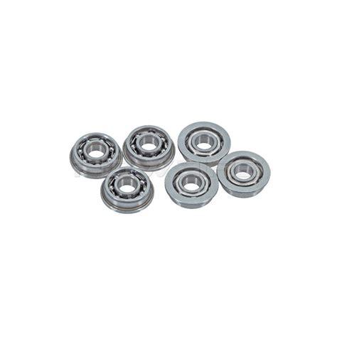 Shs Bushing 8mm Hrc Steel For Aeg Gearbox Zt0035 shs bearings 8mmzt0019