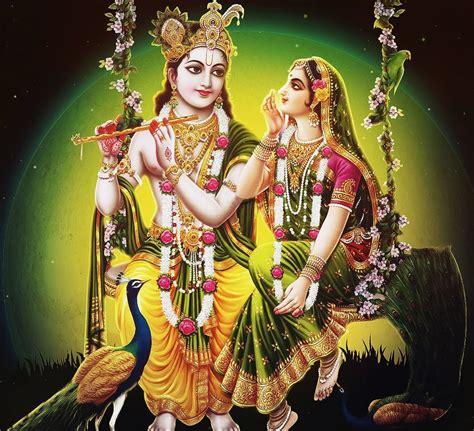 wallpaper cute radhe krishna lord krishna allfreshwallpaper