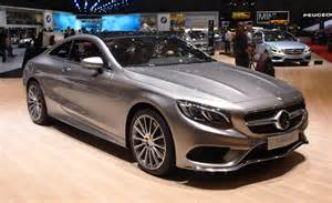 new mercedes cars 2015 2015 mercedes s class coupe is sweet swiss miss