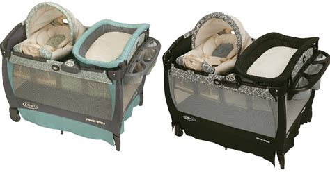 Bassinet N Seat Rocker printing 25 graco products pack n play playard w bassinet rocking seat only