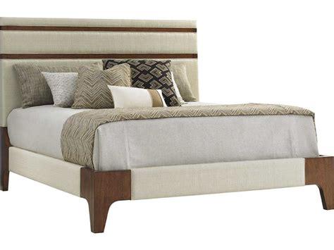 tommy bahama bed tommy bahama island fusion mandarin upholstered king
