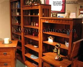 solid rift quarter sawn oak mission executive desk