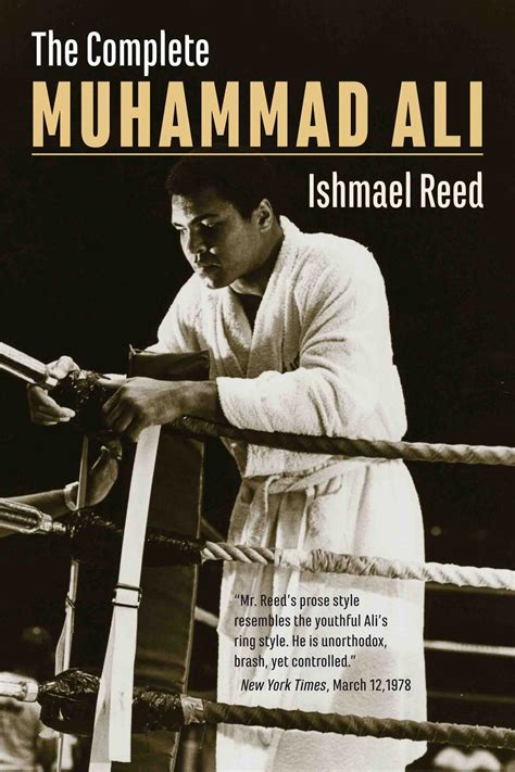biography muhammad book review book the complete muhammad ali by ishmael reed