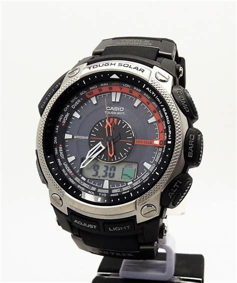 Casio Protrek Prw 5000 1er casio protrek prw 5000 1er montre bracelet pour homme