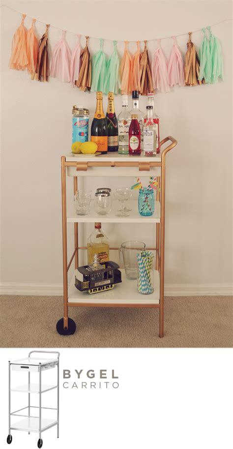 Sommar Sprei Ikea milowcostblog ideas deco ikea y el spray dorado
