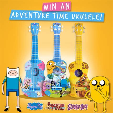 ukulele tutorial adventure time daniel metochis svcsir twitter