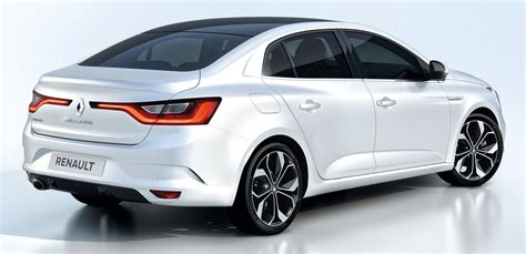 renault sedan fluence renault megane sedan launched no more fluence image 517502