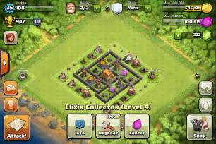 Coc th5 best base layout