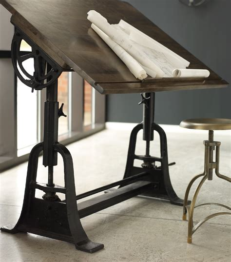 drafting table images industrial architect drafting table zin home