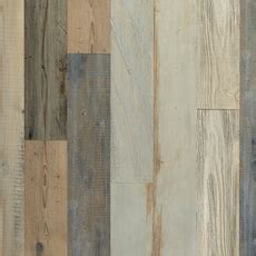 NuCore Cabinwood Hand Scraped Plank with Cork Back   6.5mm
