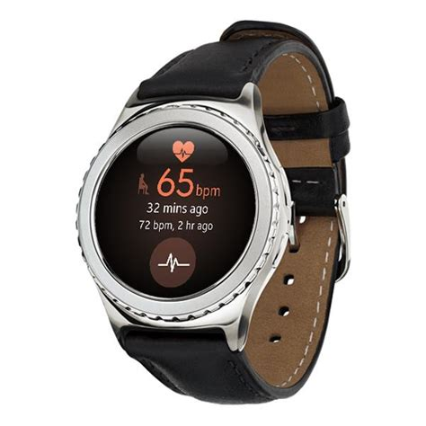 Samsung Gear S2 By Pasarhape samsung gear s2 classic platinum cell